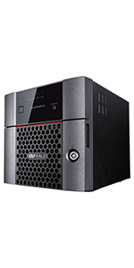 TeraStation, 3210DN, 3010, NAS, network attached storage