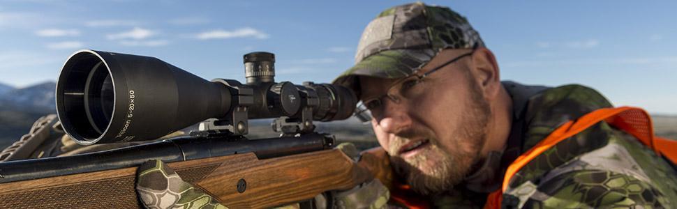Trijicon AccuPoint 5-20x50 Riflescope Long Range Scope