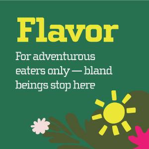 flavor yellowbird
