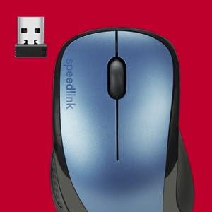 Speedlink Kappa Mouse Kabellose Maus Für Büro Home Computer Zubehör