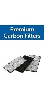 premium carbon filters