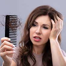Reduced Hairfall