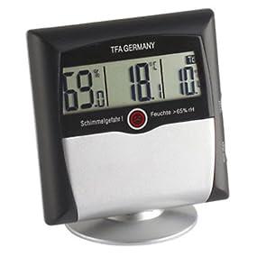 Comfort Control Thermo-Hygrometer von TFA