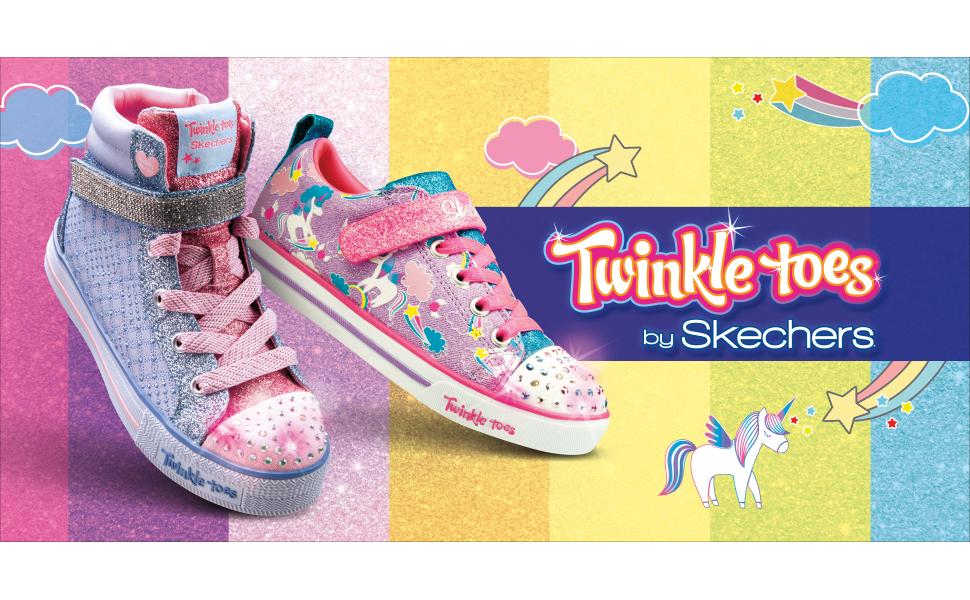 Skechers Girls Twinkle Toes