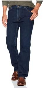 Wrangler Authentics Regular Fit Comfort Flex Waist Jean