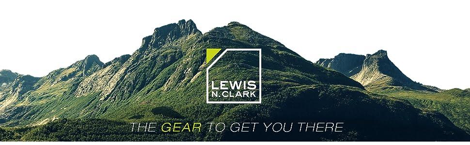 lewis and clark lewes n clark travel wallet money pouch waist stash