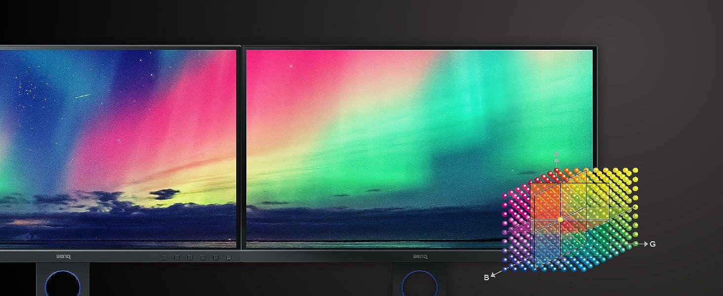 Benq_sw2700pt_photography_monitor_adobe rgb_14bit lut_10-bit_color_depth_color_accurate