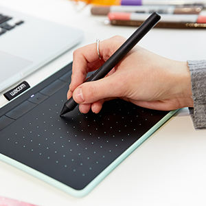 wacom intuos drawing tablet graphic art illustration