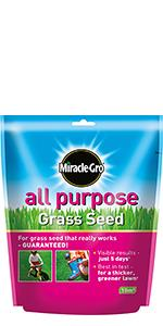 Miracle-Gro All Purpose Grass Seed