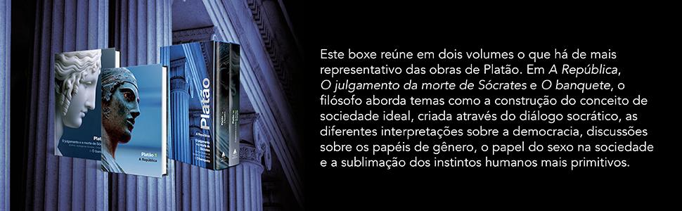 Box Platão - 9788520942666 - Livros na Amazon Brasil