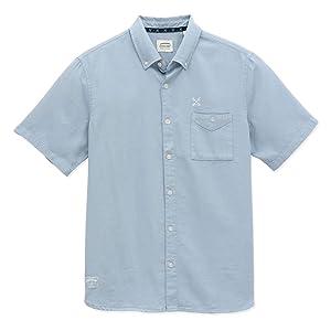 Oxbow M1corakar - Camisa de Manga Corta para Hombre, Hombre, OXV916317