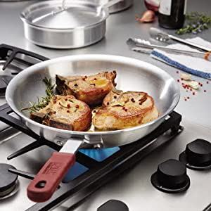 commercial cookware, pots and pans, cookware, stainless steel pan