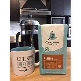 Caribou Coffee Caribou Blend - Product Image