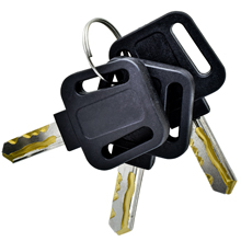 Locking Mailbox Keys