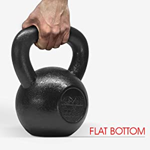 Cast Iron Kettlebell