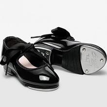 ab691410 Amazon.com | Capezio Toddler/Little Kid Jr.Tyette N625C Tap Shoe | Dance