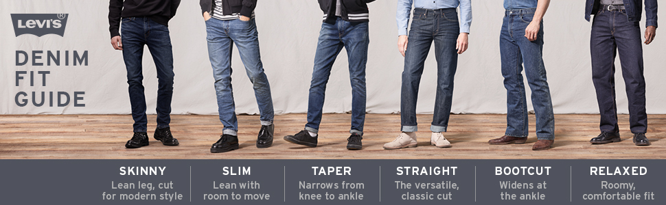8719822c512 Levi s Men s 569 Loose Straight-Leg Jean at Amazon Men s Clothing store