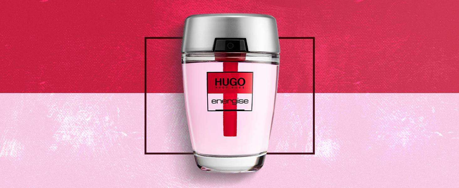 Hugo Energise Eau De Toilette Spray 75ml: Amazon.co.uk: Luxury Beauty