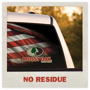 No residue