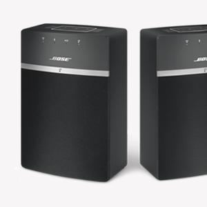 bose soundtouch 10 schwarz bluetooth kabellose lautsprecher ebay. Black Bedroom Furniture Sets. Home Design Ideas