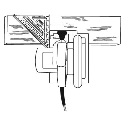 "Johnson Level & Tool RAS-120 12"" Aluminum Rafter Angle"