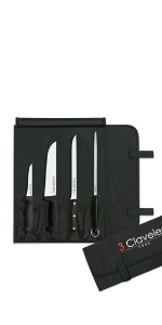 Compra 3 Claveles - Estuche Profesional Porta Cuchillos ...