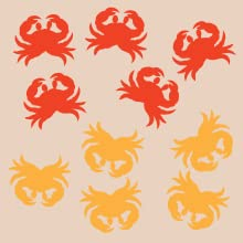 crab points