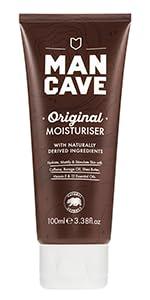 mancave original moisturiser