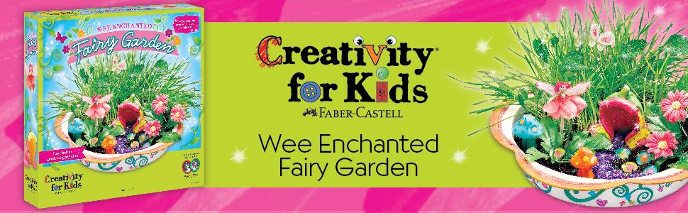 fairy crafts, fairy garden, crafts for kids, gardening for kids, nature kits for kids, fairy toys