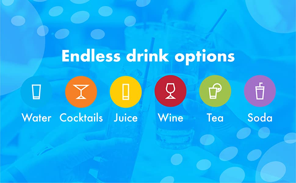 endless drink options