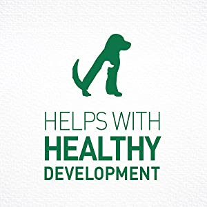 Helps with Healthy Development; Tasty Recipes; High Quality Ingredients; Provide Nutrition;