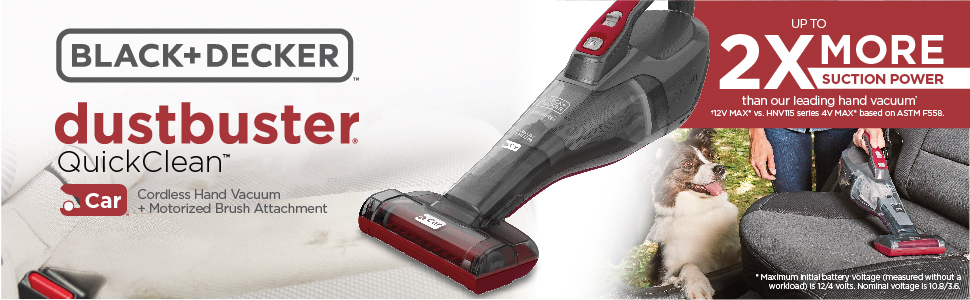 dustbuster for car