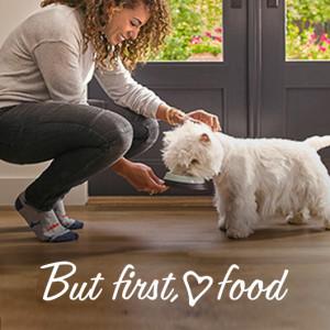 But First Food, Tiny Dog Food, Moist Dog Food, Meaty Dog Food, Energy, Vitamins