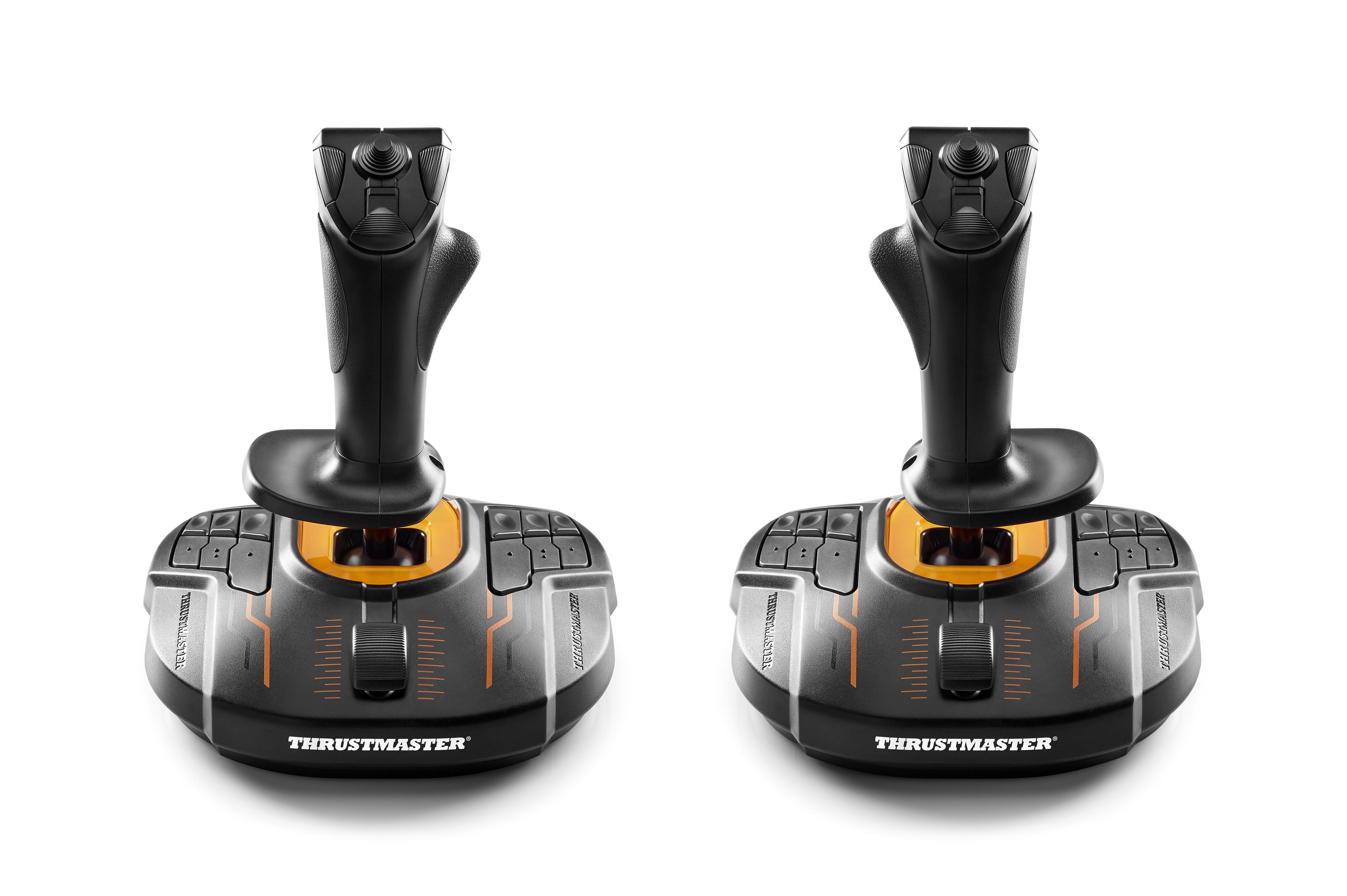 Amazon.com: Thrustmaster T 16000M SPACE SIM DUO STICK: Video Games