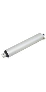 High Speed tube tubular Linear Actuator linear electric Actuator  12 volt 12v