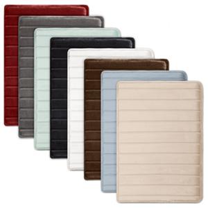 memory foam bath rug mat