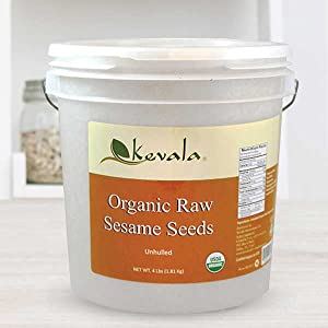 Raw Sesame seeds, organic sesame seeds, cooking seeds, hulled sesame seeds,  organic seeds, seeds