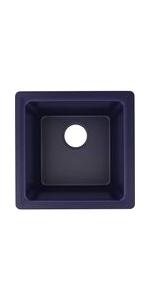 ELX1616JB0 quartz luxe blue bar kitchen sink