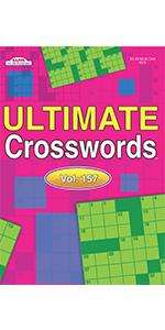 Ultimate Crosswords Puzzle Book