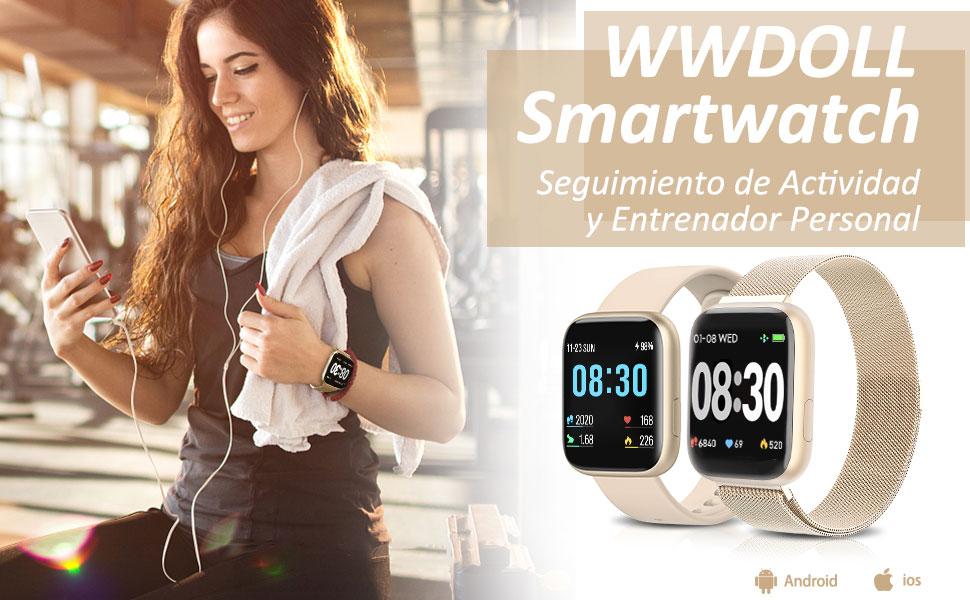 Comprar WWDOLL Smartwatch barato
