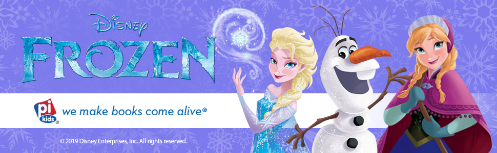 sound,book,toy,toys,picture,pi,kids,p,i,children,phoenix,international,publications,disney,paw,carle - Disney Frozen Elsa, Anna, Olaf, And More! - Me Reader Electronic Reader And 8-Sound Book Library – Great Alternative To Toys For Christmas - PI Kids