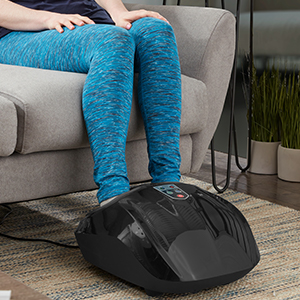 foot massager, at-home massage