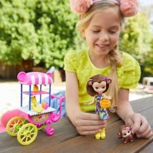 Enchantimals – Carrito De Frutas
