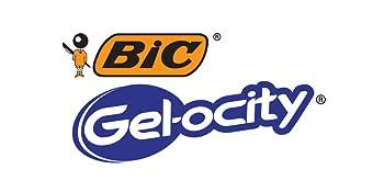 BIC Gel-ocity logo