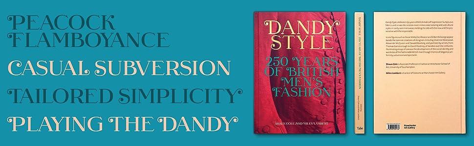 Dandy Style, Shaun Cole, Miles Lambert, Men's Fashion, Dandy Fashion, British Fashion