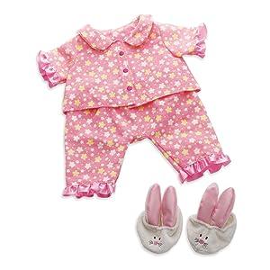 Amazon Com Manhattan Toy Baby Stella Goodnight Pajama Baby Doll