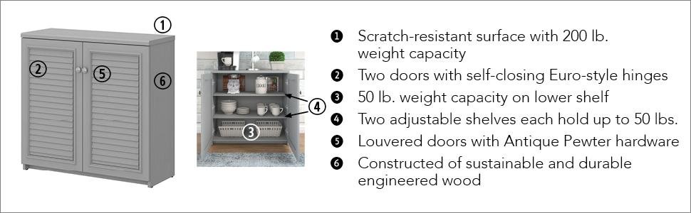farmhouse accent cabinet,farmhouse storage cabinet,2 door storage cabinet,accent cabinet,craft cabin