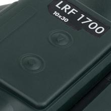 ideal f/ür die Jagd auf gr/ö/ßeren Distanzen oder in unbekanntem Terrain Steiner LRF 1700 10x30 Jagd-Fernglas mit exaktem Laser-Entfernungsmesser bis 1.700 m
