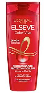 Color-Vive Elseve L'Oréal Paris Shampoo