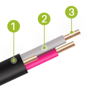 3.5mm Extension Cable GearIT Gold Plated 3.5 mm Auxiliary Audio Stereo Extension Male to Female